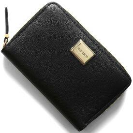 ジミーチュウ 二つ折り財布/カードケース/コインケース 財布 レディース マリナ ブラック MARINA GFH 183 BLACK JIMMY CHOO