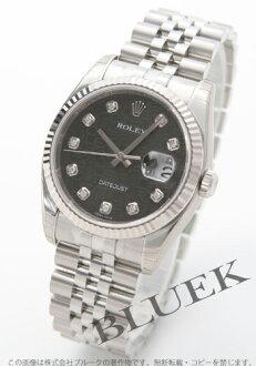 Rolex Rolex date just men Ref.116234J watch clock
