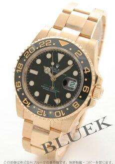 Rolex Rolex GMT Master II mens Ref.116718 watch clock