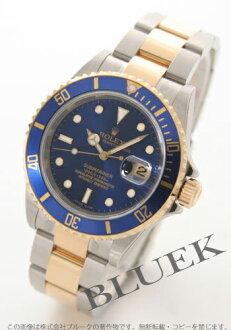 Rolex Rolex Submariner men's Ref.16613 watch clock