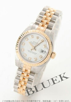 Rolex Rolex Datejust ladies Ref.179173G watch clock