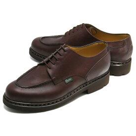 パラブーツ 革靴/ビジネスシューズ シューズ メンズ シャンボード テックス オックスフォード カフェブラウン CHAMBORD MARRON-LIS CAFE 710707 PARABOOT