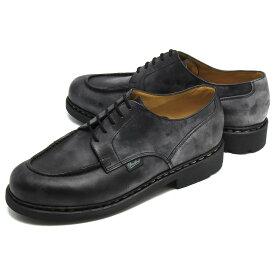 パラブーツ 革靴/ビジネスシューズ シューズ メンズ シャンボード テックス オックスフォード ブラック CHAMBORD NOIRE-LIS NOIR 710709 PARABOOT