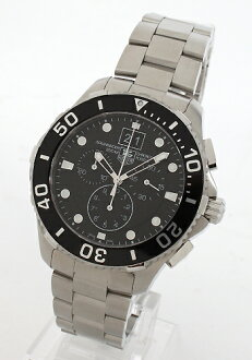 TAG Heuer Aquaracer Diver 300M Grand Date Chronograph CAN1010.BA0821