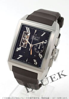 Zenith ZENITH L primero port royal men 03.0550.4021/75.R513 watch clock