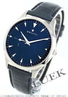 Zenith ZENITH elite ultra-thin alligator leather mens 03.2012.681/51.C503 watch clock