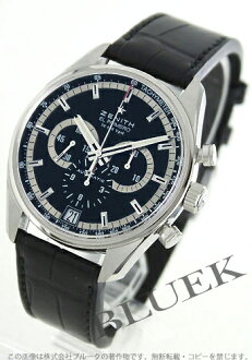 Zenith ZENITH L primero 36000VpH alligator leather men 03.2040.400/21.C496 watch clock