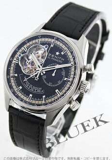 Zenith ZENITH L primero Kurono master alligator leather men 03.2080.4021/21.C496 watch clock