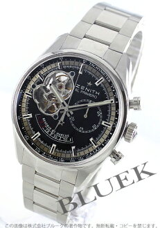Zenith ZENITH El Primero chronograph master mens 03.2080.4021/21.M2040 watch clock