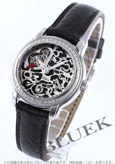 50 Zenith ZENITH Kurono master baby star diamond world limitation lady's 16.1220.68/75.C668 watch clock