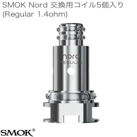 SMOK Nord Replacement Coil 交換用コイル Regular 1.4ohm