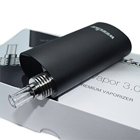 【キャンペーンセット】CVAPOR3.0【CVAPOR2+がグレードアップ!!最新型ヴェポライザー】 葉タバコ専用 革新的加熱式電子タバコ !ベポライザー スターターキット ヒーティングチューブ スペーサー網付き(10個入り)セット!