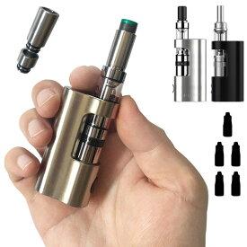 【JUSTFOG Q14+オススメリキッド5本セット】JUSTFOG ジャストフォグ Q14 VAPEスターターキット VAPE 超小型 コンパクトタイプの電子タバコ 喫煙具