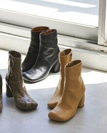 【即納】TODAYFUL トゥデイフル LIFE's ライフズSquare Short Boots スクエアショートブーツ 12021027【2021AW新作】【あす楽】≪8月20日入荷≫