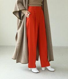 TODAYFUL トゥデイフル 秋冬 LIFE's ライフズTuck Wool Trousers タックウールトラウザー 12020701【2020A/W新作】【あす楽】≪9月11日入荷≫