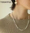 TODAYFUL トゥデイフル 秋冬 20冬 受注会 2020冬商品 LIFE's ライフズMix Chain Necklace ミックスチェーンネックレス…