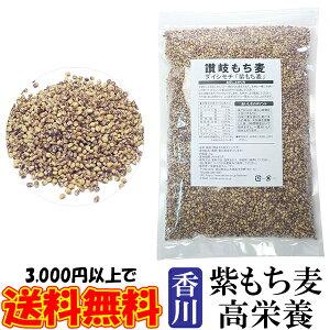 讃岐もち麦 ダイシモチ 1kg 紫もち麦ごはん 国産 高栄養 ダイエット食品 置き換え 満腹感 食物繊維 1キロ