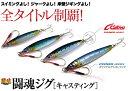 【釣り】ダミキ 闘魂ジグ 30g【110】