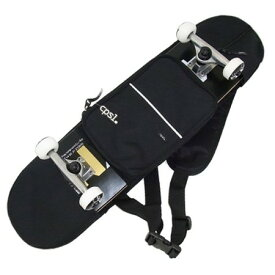 【スケートバッグ】CPSL(カプセル)SKATE BAG BLACK【350】