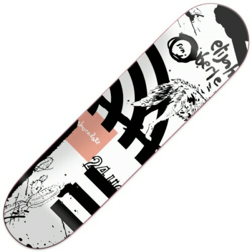 【スケートボードデッキ】CHOCOLATE(チョコレート)OUT WEST Elijah Berle【350】【ラッキーシール対応】