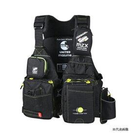 【送料込み】【釣り ライフジャケット】 Mazume MZX タイドマニアライフジャケット MZXLJ-049 【510】