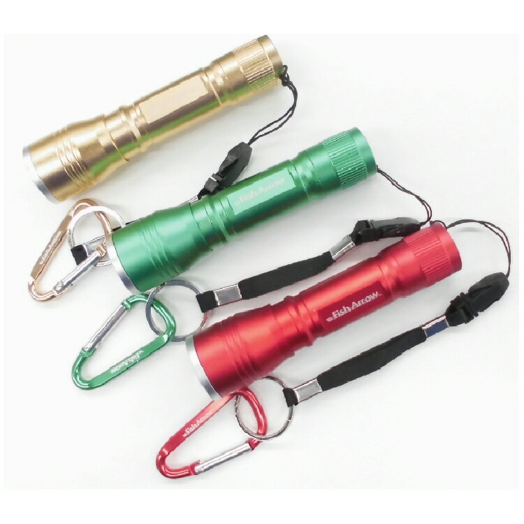 【釣り】Fish Arrow FA UVライト 蓄光器【510】【ラッキーシール対応】