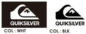 【マリングッズ】QUIKSILVER(クイックシルバー)STICKER(ステッカー)SIZE:170mm×115mm QOA165310【350】【ラッキーシール対応】