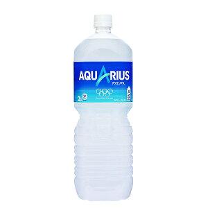 アクエリアス 2l (6本×1ケース) PET ペットボトル スポーツドリンク 熱中症対策 安心のメーカー直送 コカコーラ Aquarius