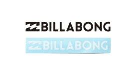 【マリングッズ】BILLABONG(ビラボン)STICKER(ステッカー)W:220mm B00-S11【350】【ラッキーシール対応】