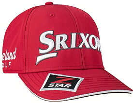 【ゴルフキャップ】SRIXON(スリクソン)TOUR STAFF CLEVELAND(クリーブランド)コラボモデル 30170428【350】