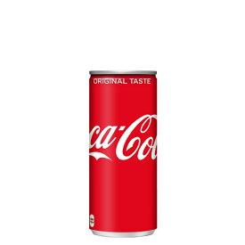 コカ・コーラ 250ml缶 (30本×1ケース) コカコーラ 炭酸飲料 ミニ缶 Coca-Cola