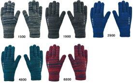 【野球アクセサリー・冬物】ZETT(ゼット)ニット手袋(グローブ)のびのび ※滑り止め付き BG2229N【350】