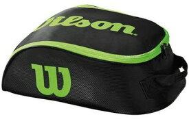 【テニスバッグ】WILSON(ウイルソン)TOUR SHOE BAG IV シューズケース WRZ843887【750】