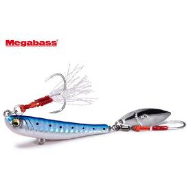 【釣り】Megabass MAKIPPA 40g【510】