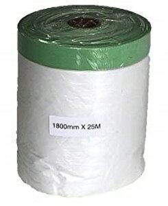 【接着用品】ポリ布マスカー(マスキングテープ)1800mm×25m【563】