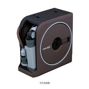 【散水用品】タカギ nano next 20m 内径7.5mm ホースリール RM1220BR【526】