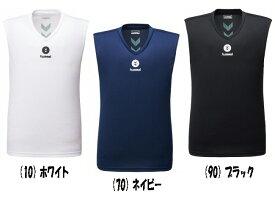 【ジュニアサッカーウエア】hummel(ヒュンメル)JR.つめたインナーシャツ(ノースリーブ)HJP5026【350】