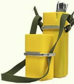 【工具収納用品】加納化成携帯用 溶接棒ケース ワーカーSS型 角型ベルトタイプ(蓋キャップ式)SS【178】