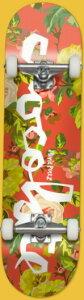【送料込み(一部地域除く)】【スケートボード完成品】CHOCOLATE(チョコレート)HOLIDAY COMPLETE Stevie Perez【750】