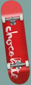 【送料込み(一部地域除く)】【スケートボード完成品】CHOCOLATE(チョコレート)HOUSE COMPLETE Kenny Andeson【350】