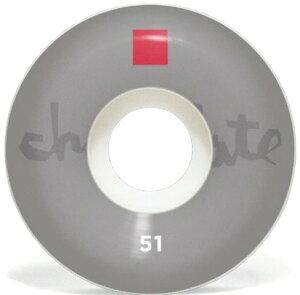 【スケートウィール】CHOCOLATE(チョコレート)LOST CHUNK WHEEL(4個1セット)サイズ:51mm【350】