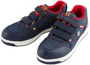 【安全靴・作業靴】AIR WALK(エアーウォーク)プロテクティブスニーカー デニムマジック AW-700【420】
