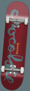 【送料込み(一部地域除く)】【スケートボード完成品】CHOCOLATE(チョコレート)HOUSE COMPLETE Yonnie Cruz 21SU【750】