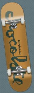 【送料込み(一部地域除く)】【スケートボード完成品】CHOCOLATE(チョコレート)HOUSE COMPLETE Kenny Andeson 21SU【750】