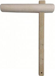 【大工工具】藤原義工具店仮枠(仮ワク)木槌(きづち)木製ハンマー【452】
