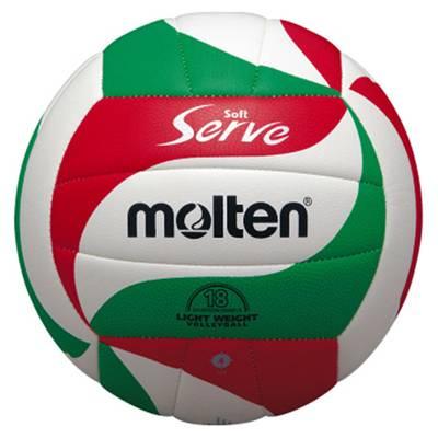 【バレーボール】molten(モルテン)フリステックソフトサーブ軽量4号V4M3000L【350】