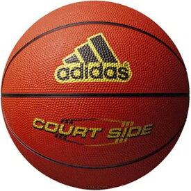 【バスケットボール】adidas(アディダス)コートサイド 7号球(中学生〜一般)AB7122BR【350】【ラッキーシール対応】