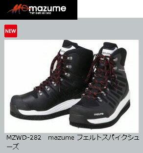 【釣り】Mazume マズメ フェルトスパイクシューズ MZWD-282【510】