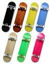 【スケートボード】BLANK DECK(ブランクデッキ)コンプリート(完成品)※ウィールのデザインが変わる場合があります。 【350】