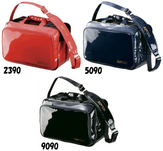 【スポーツバッグ】XANAX(ザナックス)エナメルセカンドバッグ XLBA-G801【350】
